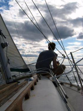 ningun viento es favorable para el barco que no sabe donde va