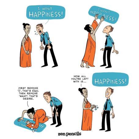 yo quiero felicidad